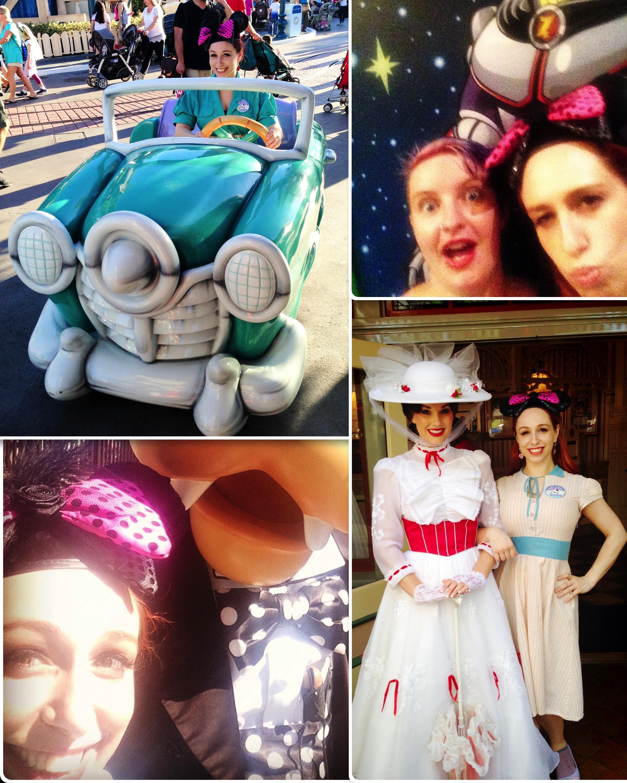 DisneylandCollage2
